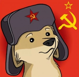 Create meme: avatars for steam in 2018, comrade , soviet doge