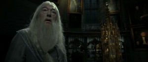 Create meme: harry potter and the deathly hallows part 2 , albus dumbledore , Harry Potter and the deathly Hallows part ii