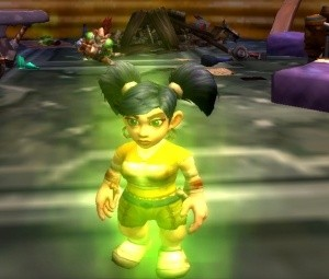 Создать мем: wow ландро дальнострел, World of Warcraft: The Burning Crusade, wow gnome female
