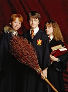 Create meme: pictures Harry sorcerers stone colored, the characters of Harry Potter Gryffindor, Harry Potter in 2000 and 2018