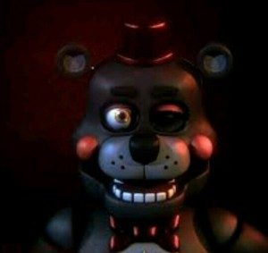 Создать мем: фото лефти из фнаф 6, five nights at freddy s, five night at freddy