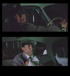 Create meme: Still from the film, humor , MEM Nikulin in taxi