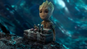 Создать мем: Groote in the Guardians of the Galaxy 2