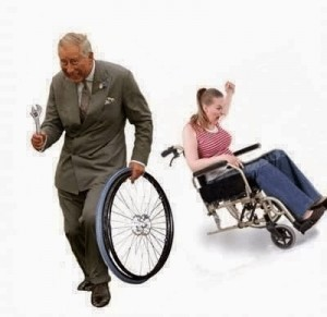 Create meme: Piece of furniture, jokes about the disabled, wheelchair