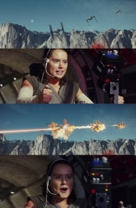 Создать мем: star wars the last jedi, rey