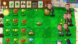 Create meme: plants vs zombies game of the year edition, plants vs zombies 2 , zombie game