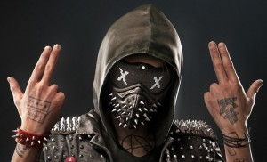 Create meme: watch dogs 2 characters, mask ranch watch dogs 2 photos, ranch watch dogs 2 tattoo
