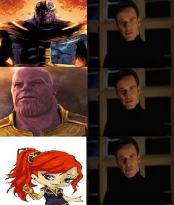 Создать мем: мем хан соло бабченко, perfection meme, thanos