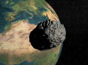 Создать мем: The asteroid flew past Earth
