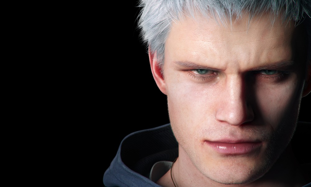 Nero Devil May Cry 4 Home Facebook