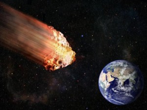 Создать мем: The meteorite approaches and flies to the ground