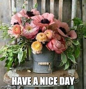 Create meme: flowers , flower , floral arrangement