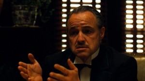 Создать мем: the godfather, крестный отец, don corleone
