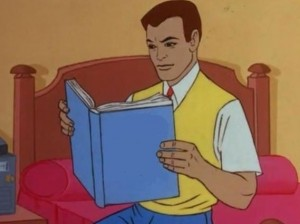 Создать мем: can t, nigga book reading meme, peter parker reading a book mem