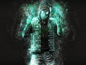 Create meme: cool Wallpapers for ava, Watch Dogs 2, ranch watch dogs 2 art