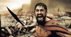 Создать мем: леонид 300 спартанцев, Спарта, царь леонид