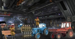 Create meme: crossout ex machina of the game, cabin Bastion of crossout, ZIL in crossout