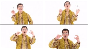 Создать мем: Pen-pineapple-apple-pen