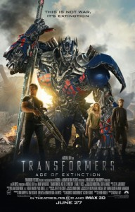 Создать мем: Transformers - Age of Extinction