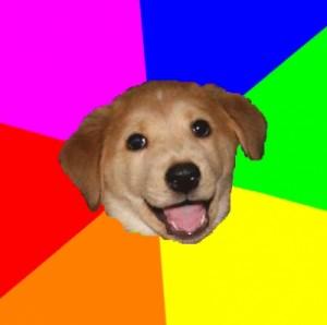 Создать мем: 2006, advice animals, advice dog