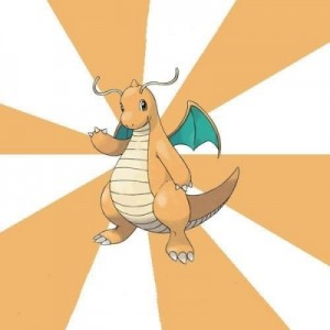 Создать мем: Dragonite Dad, dragonite, pokemon go