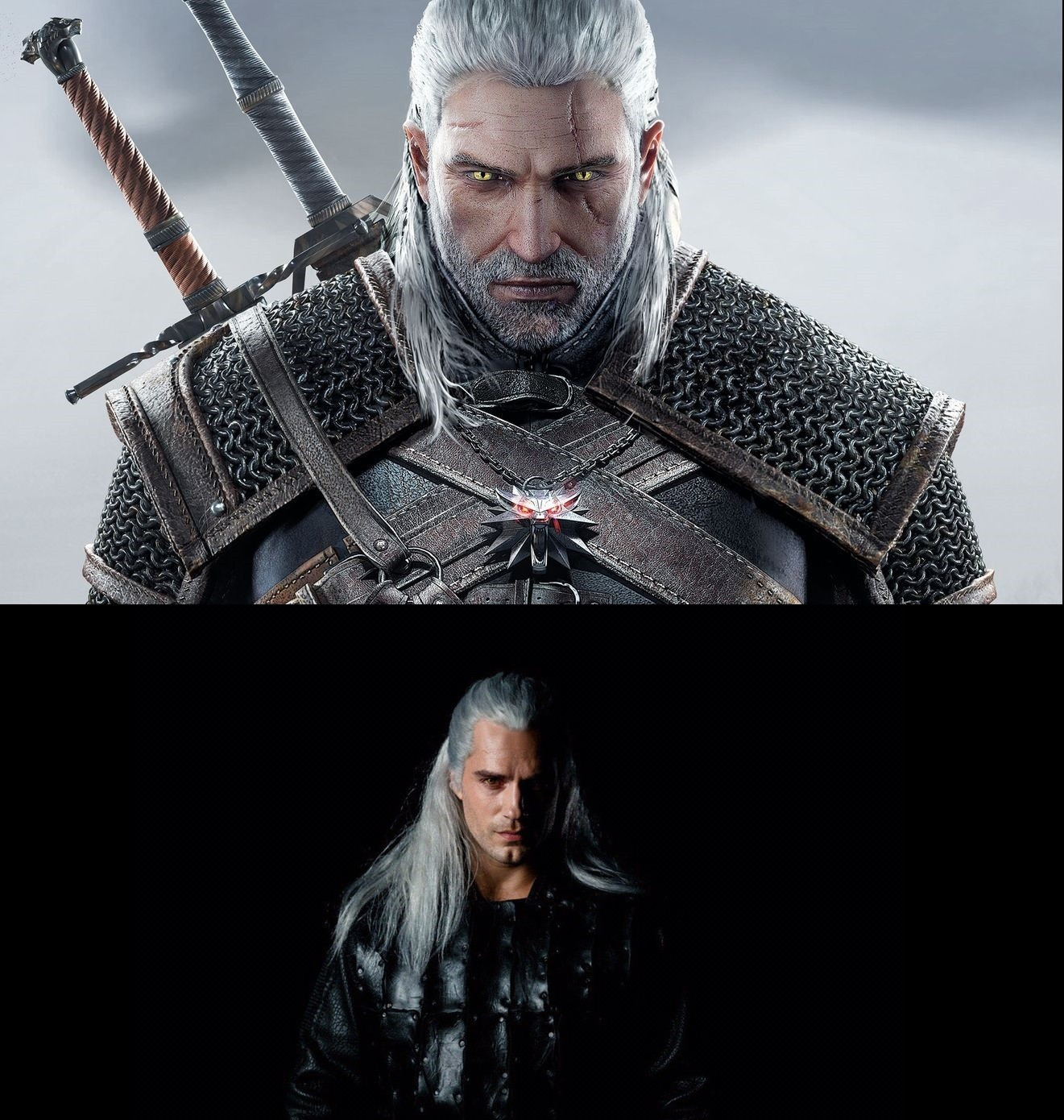 Create Meme Young Geralt Geralt Of Rivia The Witcher