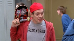 Создать мем: how do you do fellow kids, steve buscemi, кадр из видео