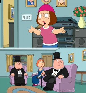 Create meme: character, family guy you guys always act like, family guy you guys always act like