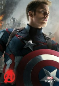 Создать мем: Avengers-Age-of-Ultron Captain America