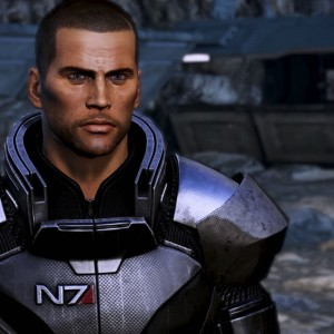 Create meme: Mass Effect 3, Shepard , Commander Shepard