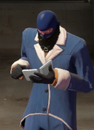 Create Meme Team Fortress 2 Spy Evil Spy Tf 2 Spy S Face Team