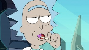Create meme: Rick and Morty, season 1, Rick , son of a bitch I'm in Rick and Morty meme