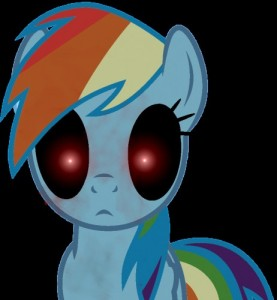 Create meme: Rainbow dash