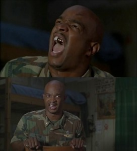 Create meme: major Payne meme you don't have it, major Payne weekend I don't feel, major Payne the little engine that could