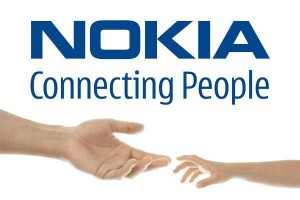 Create meme: nokia connecting people animation, Nokia konnekting people, nokia connecting people logo