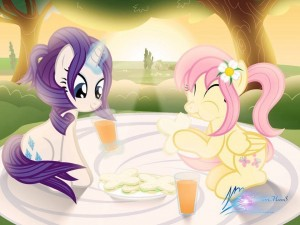 Создать мем: rarity, my little pony friendship is magic, equestria girls fluttershy