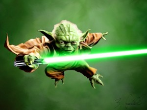 Create meme: glowing sword, poster let the force be with you, star wars spy
