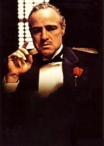 Create meme: the godfather poster, meme godfather without respect, the godfather pictures