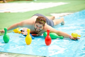 Create meme: pictures swimming pool, the boy is 8 years old swimming in the pool, swimming pool pictures for kids