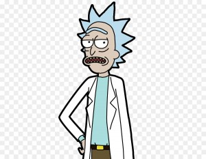 Create meme: rick and morty rick, Rick Sanchez and Morty png, rick and morty