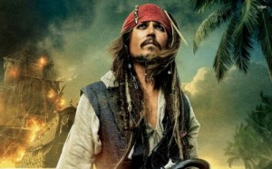 Create meme: Captain Jack Sparrow is the protagonist of the film series Pirat