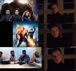 Создать мем: фильм, i prefer the real, fantastic four
