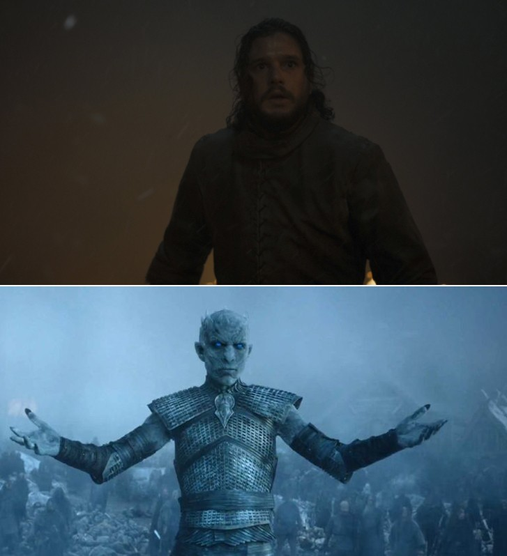Create Meme White Walker The King Of Night Game Of