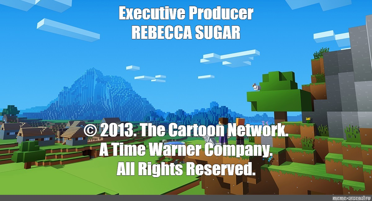 Meme Executive Producer Rebecca Sugar C 2013 The Cartoon Network A Time Warner Company All Rights Reserved All Templates Meme Arsenal Com