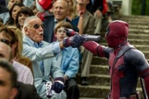 Создать мем: Is there a comedy in Deadpool
