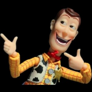 Создать мем: toy story, creepy woody, woody toy story