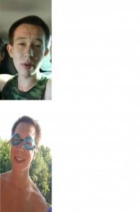 Создать мем: как в ios 12 сделать фото в facetime, селфи