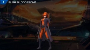 Create meme: Elsa bloodstone-Marvel-Future-Fight