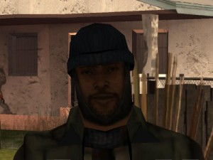 Создать мем: Homelessness from GTA