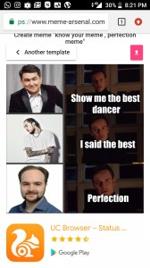 Создать мем: perfection мем, создать мем, лучше ещё луче превосходно мем